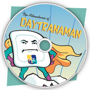 Instructional CD-ROM -Daytranaman