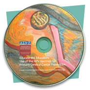 Instructional CD-ROM Design for ASCCP