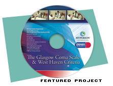 Featured Instructional CD-ROM Design for Hyperion
